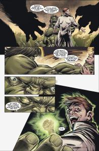 Banner punch Hulk