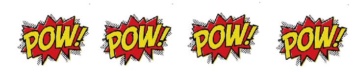 4 pows