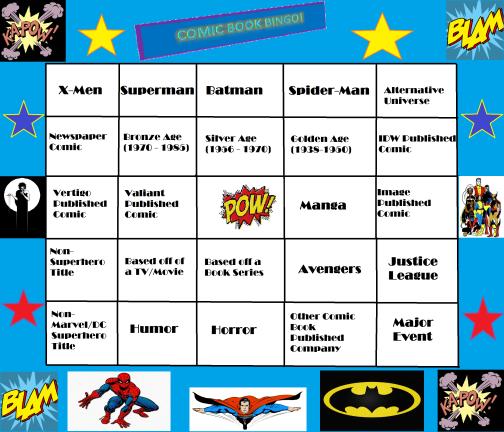 Comic Book Bing